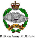 RTR on Army MOD Site